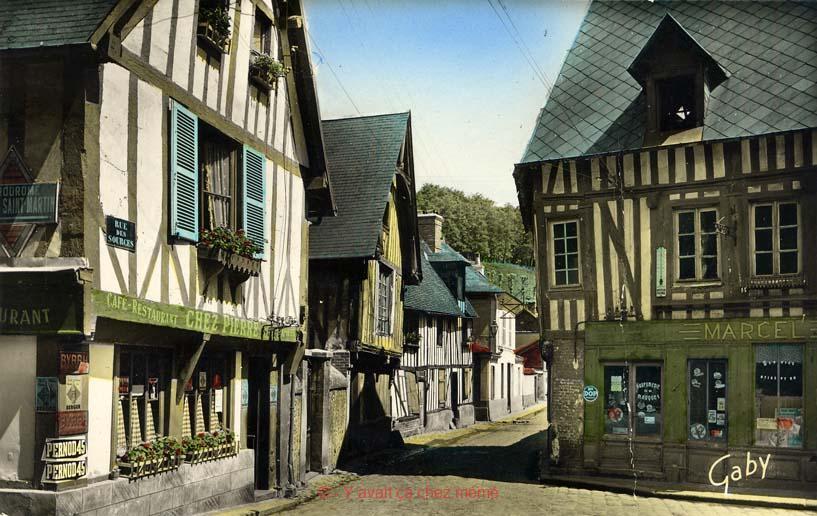 Rue de Lisieux
