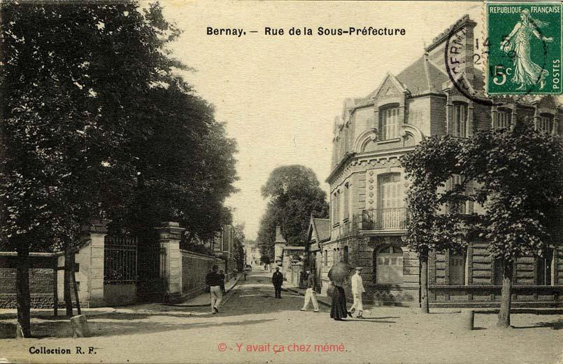 Bernay - Rue de La Victoire (10)