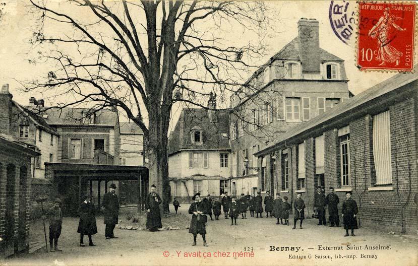 Bernay - Rue Alexandre (28)