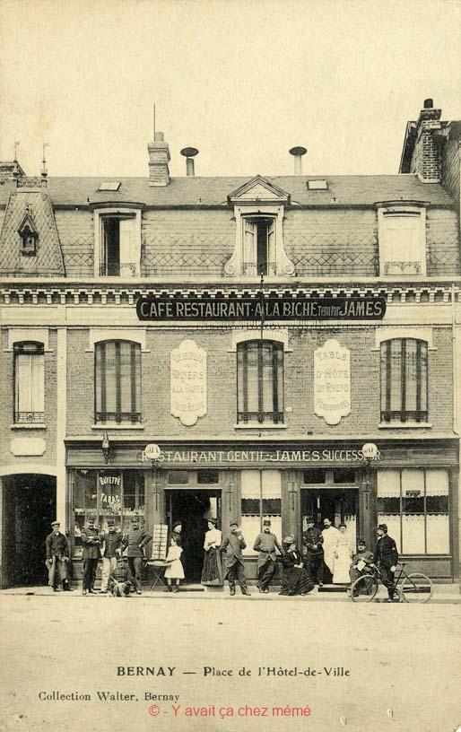 Bernay - Rue Michel-Hubert Descours (29)