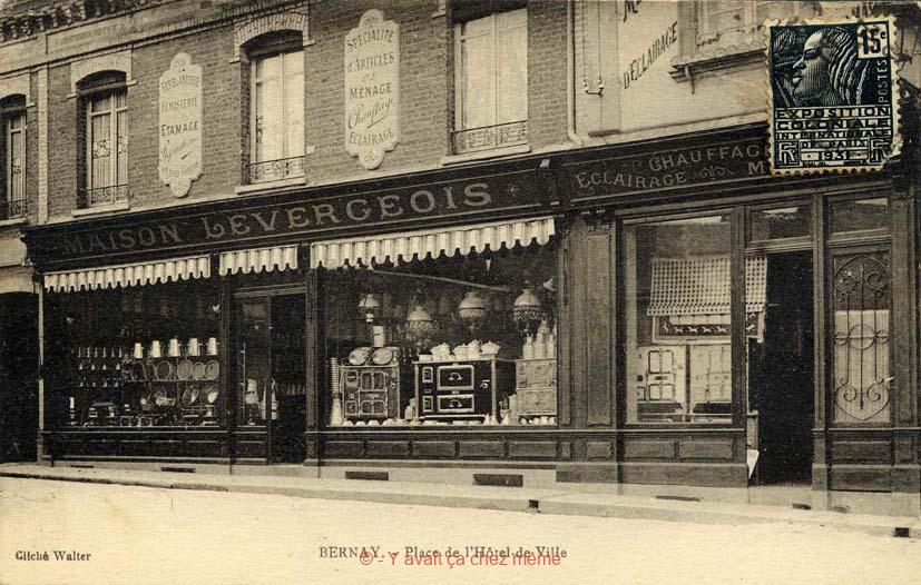 Bernay - Rue Michel-Hubert Descours (31)