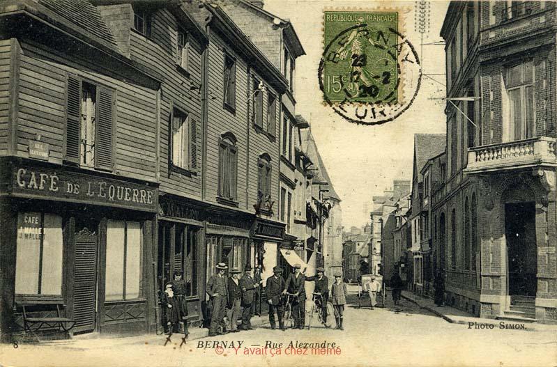 Bernay - Rue Alexandre (3)