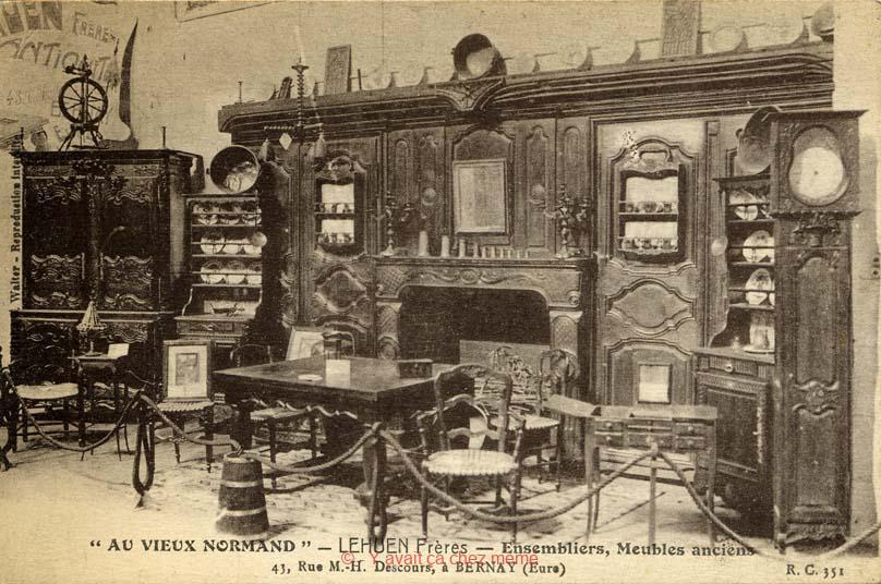 Bernay - Rue Michel-Hubert Descours (43)