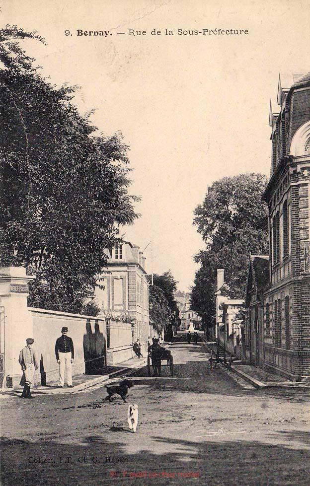 Bernay - Rue de La Victoire (8)