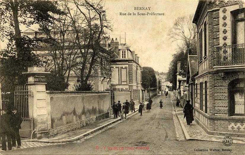 Bernay - Rue de La Victoire (9)