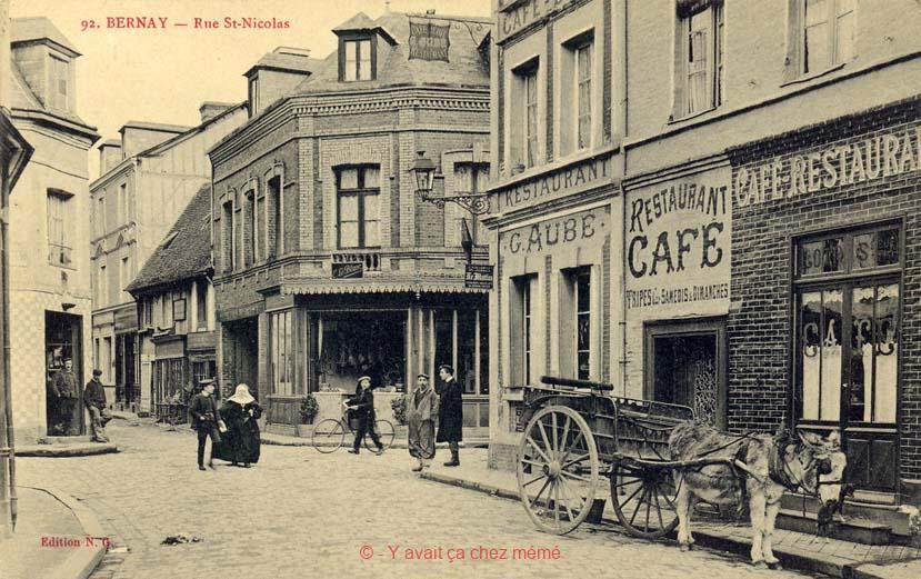Bernay - Rue Michel-Hubert Descours (41)