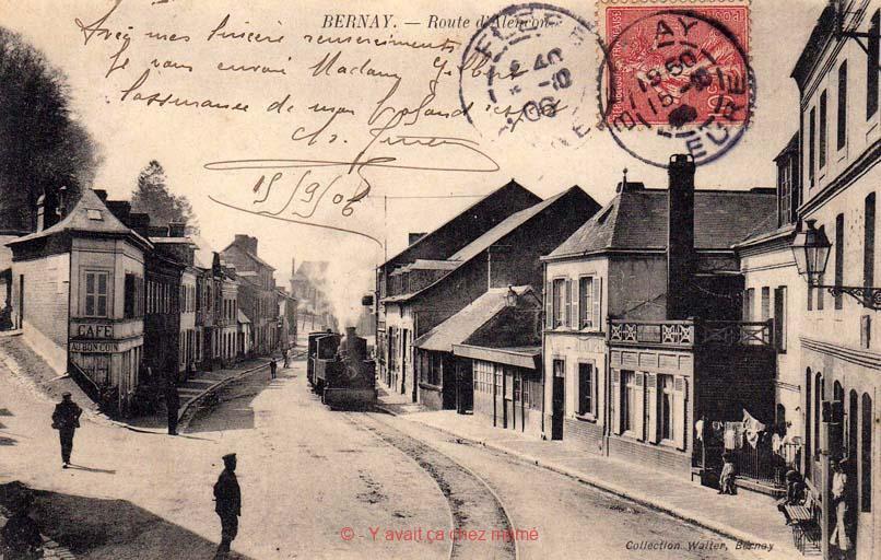 Bernay - Rue Maurice Lemoing (50)