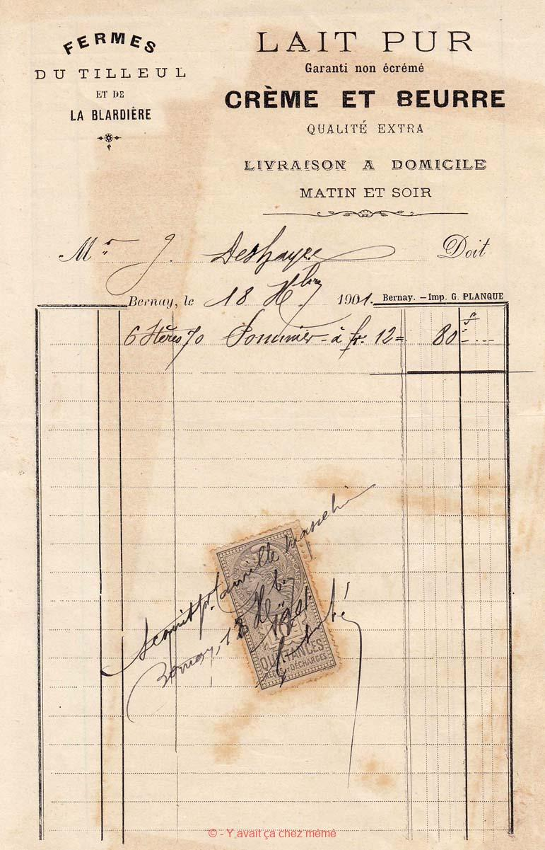 Ferme du TIlleul à ST-MARTIN-DU-TILLEUL et Ferme de la Blardière à ST-CLAIR-D'ARCEY