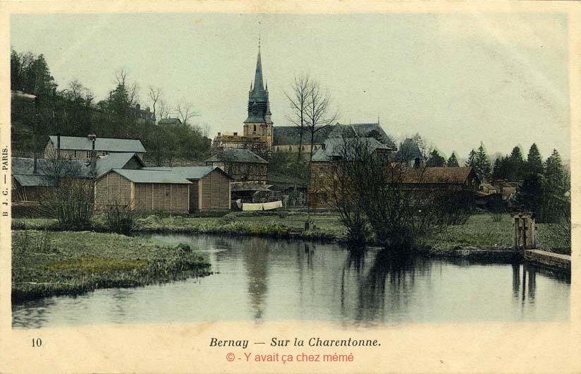 L'église de La Couture