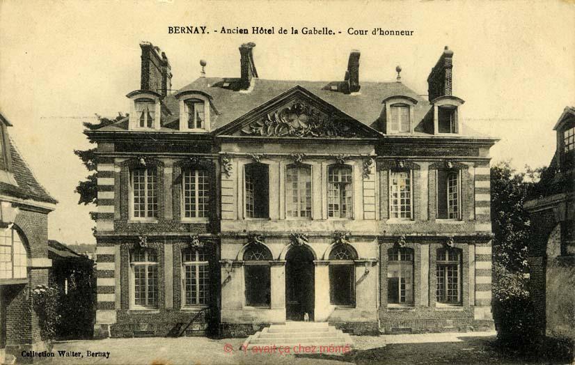 L'hôtel de la Gabelle