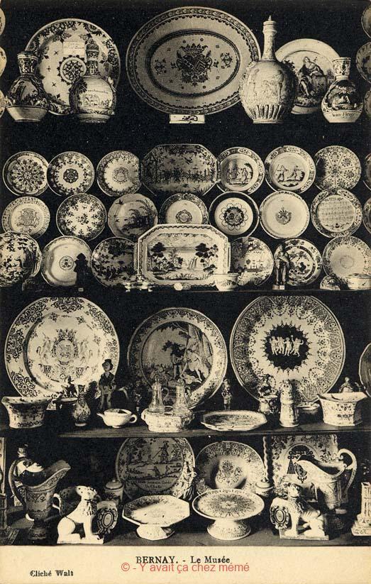 Collection du musée