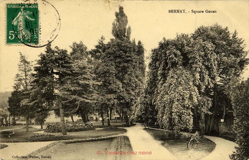 Le square Gouas