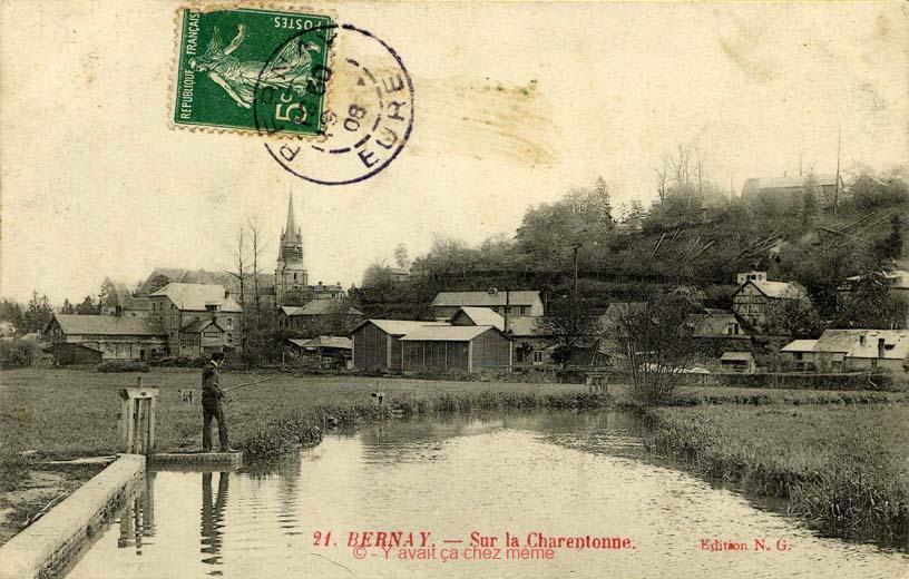 La Charentonne