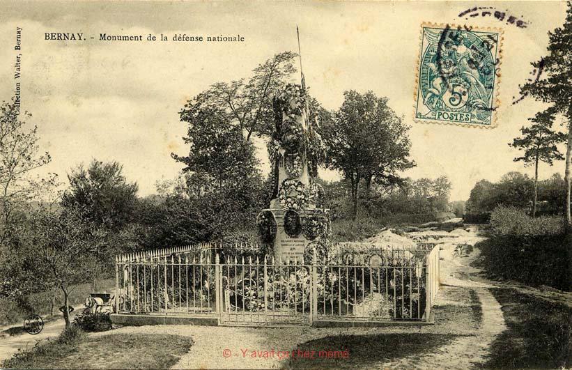 Le monument de la Défense (1870)