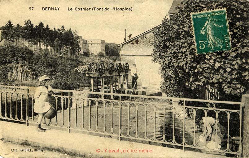 Le Cosnier rue du Docteur Lailler