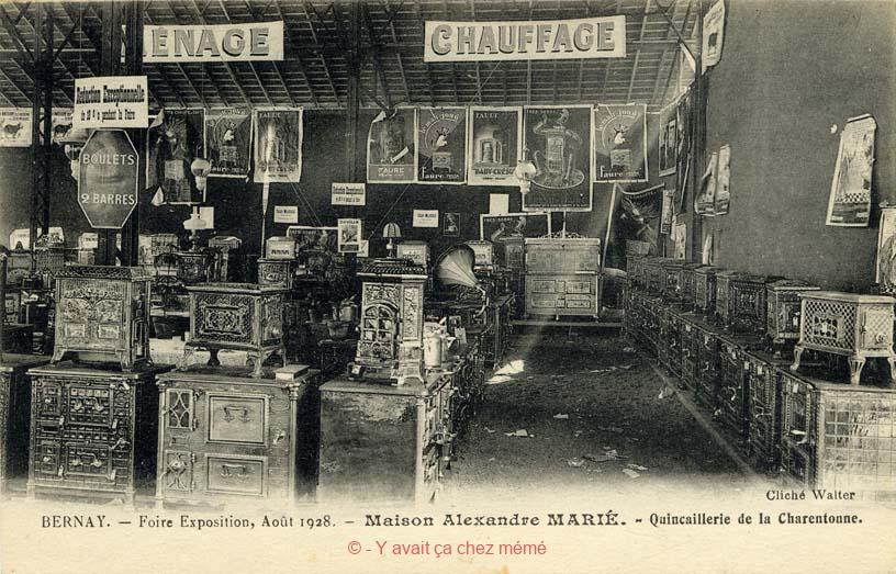 Quincaillerie de la Charentonne par Alexandre MARIÉ