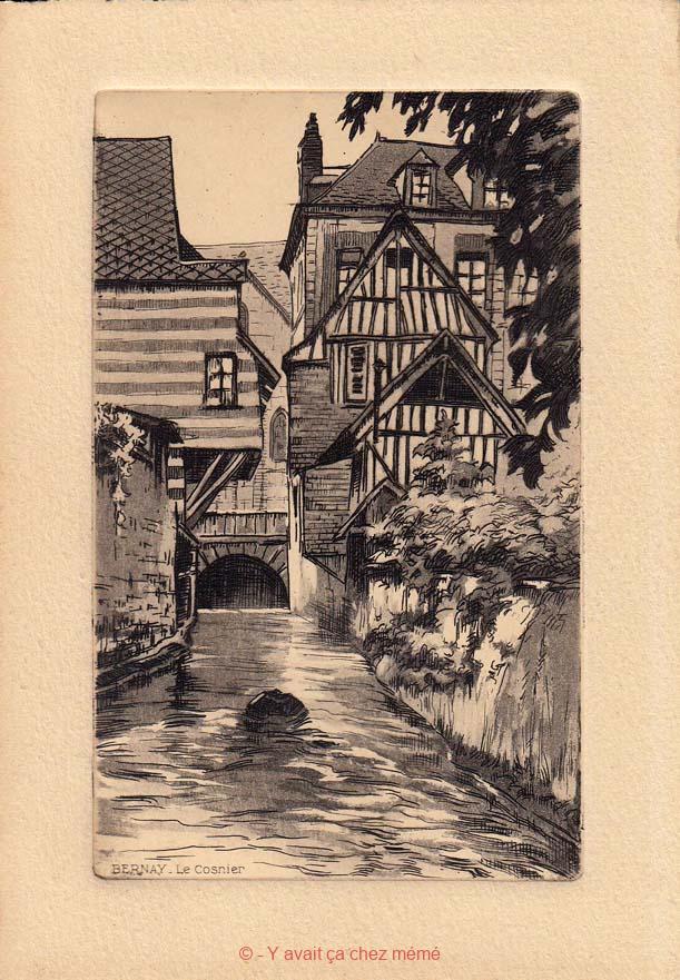 Le Cosnier rue Alexandre
