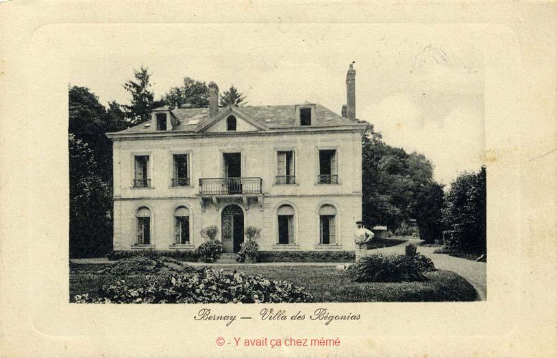 Place de Verdun - 6 rue Kleber Mercier - Maison de Georges Goyau écrivain
