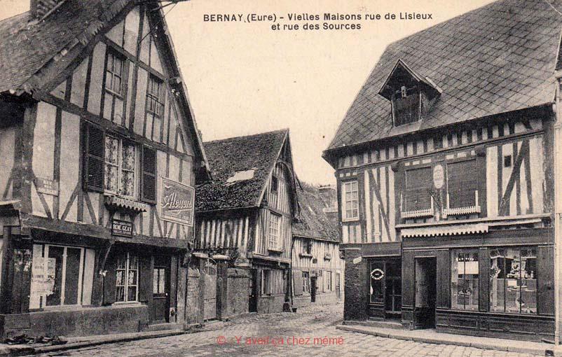 Rue des Sources