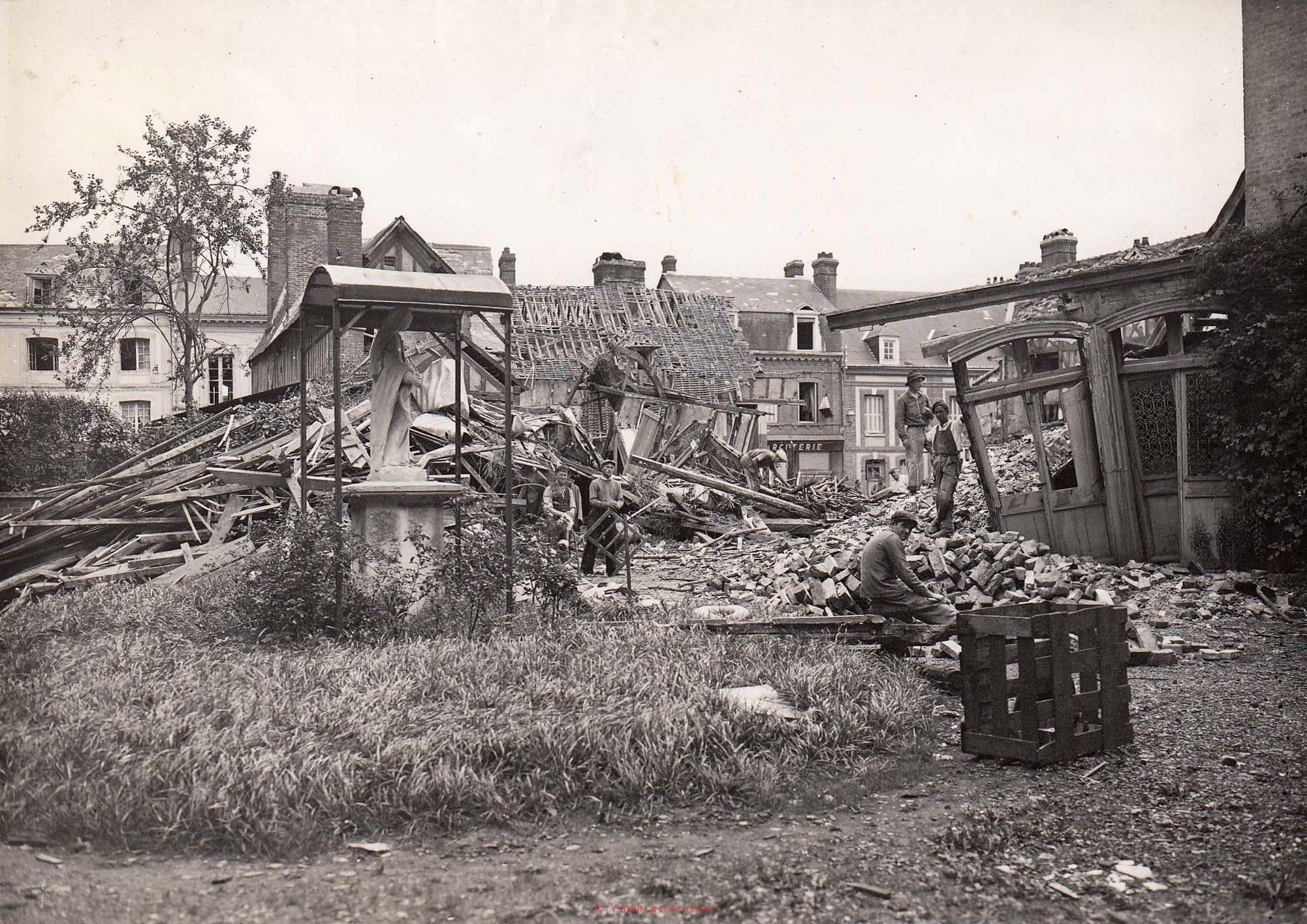 Bombardements du 27 juillet 1944