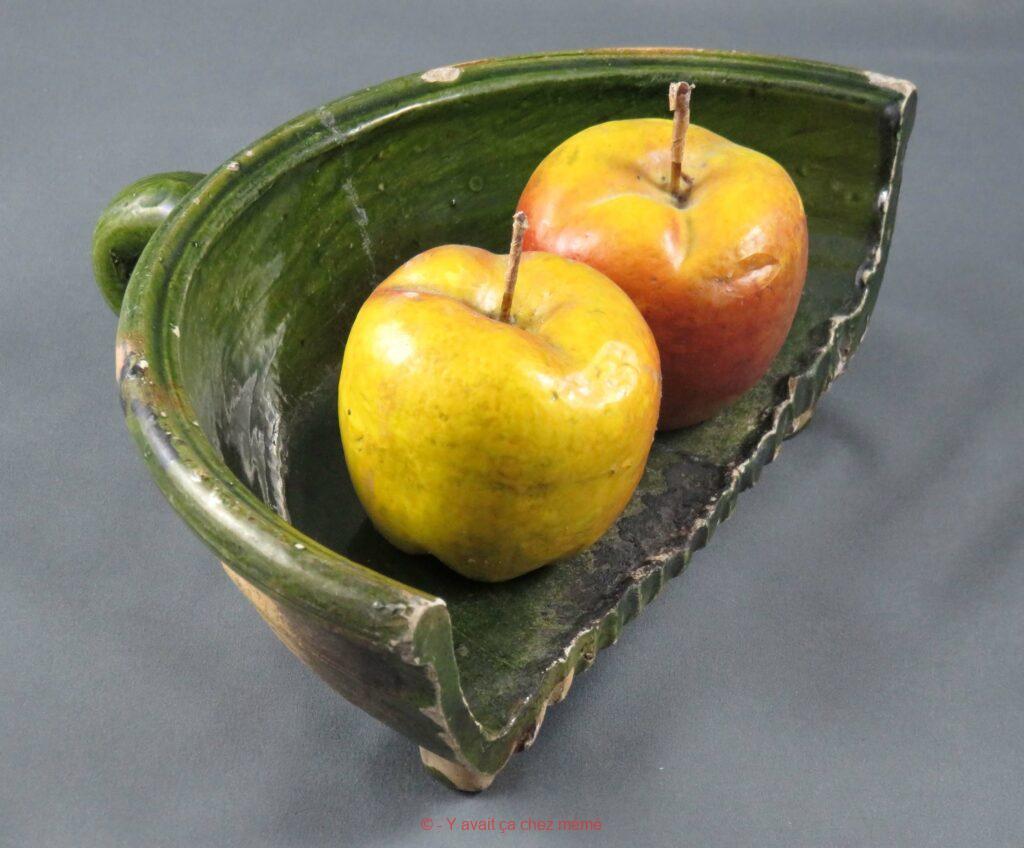 Poterie Normande - Brissard - Cuit pommes