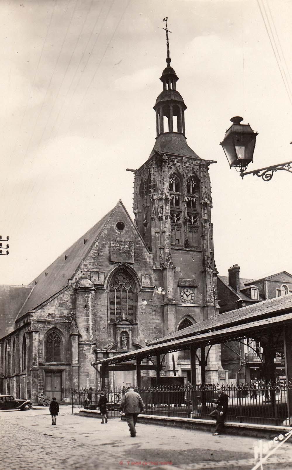 Place Sainte Croix